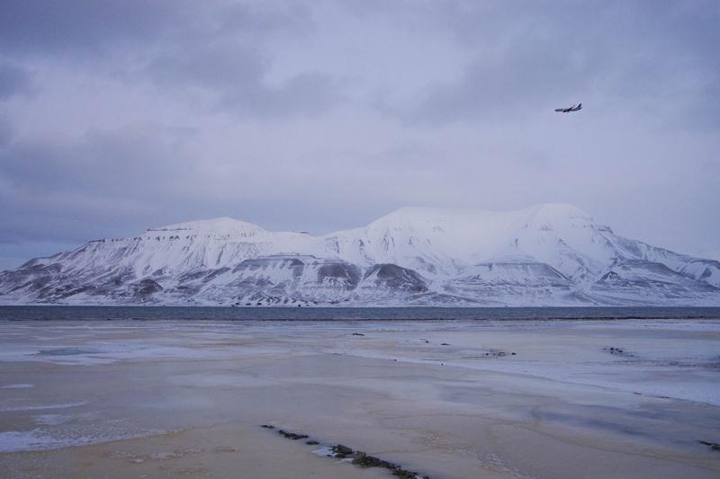 longyearbyen shoreline 2-6-4